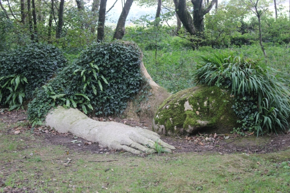 heligan giant